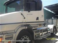 Caminhão  Scania 114  ano 98