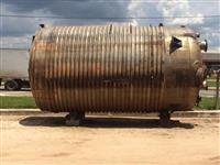 Reator em Aço Inox 316L 50 m3
