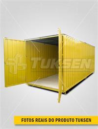 Container Desmontável e Modular Almoxarifado Gold