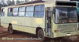 Ônibus Urbano MB1318 carroceria Thamco 89 a 94