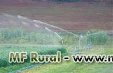 Irrigação e distribuição de água