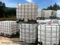 TANQUE IBC TIPO CONTAINER 1000 LT