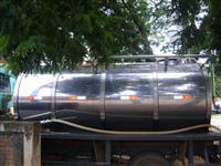 Tanque inox térmico