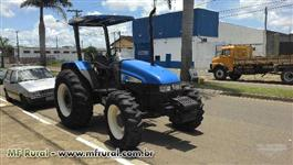 Trator Ford/New Holland TL60 4x4 ano 07