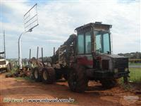 FORWARDER 636 VALMET - 6X6