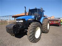Trator Ford/New Holland TM 165 4x4 ano 03