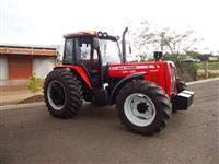 Trator Massey Ferguson Advancedd 4x4 ano 09