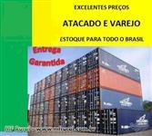 Container Dry, Almoxarifado, Reefer, Escritorio, Marítimo, Casa Container