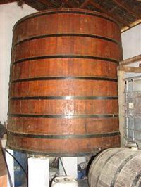 Tonel de madeira para cachaça, Cerejeira, 10.000 litros