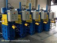 Prensa Enfardadeira Para Reciclagem 10 Toneladas Ref. PEH-1010 NR12