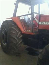 Trator Massey Ferguson 660 Advanced 4x4 ano 00