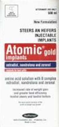 Atomic Gold 500 ML