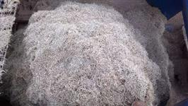 Moinho de feno. Desintegrador para fardos, pré -secado, rolão de milho
