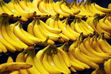 Exportação de bananas para a Turquia