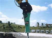 Rompedor Hidraulico Montabert