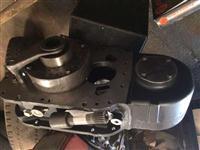 Redutor para Trator Massey Ferguson 275 - 8 Velocidades - Reduzida Pequena