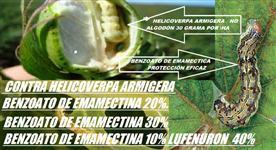 BENZOATO DE EMAMECTINA  20% E 30%