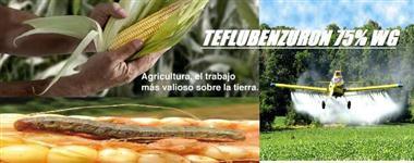 Teflubenzuron 75% WG GRANULADO HIDRO SOLÚVEL
