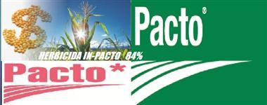 PACTO HERBICIDA (sulfonamido benzoato (CLORANSULAM METÍLICO) 84%