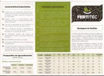 Fertilizantes Organominerais Peletizados