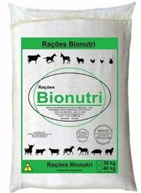 Rações Bionutri Tecnologia em Nutrição Animal
