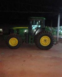Trator John Deere 6165 J 4x4 ano 11