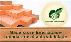 Madeira para Construção Civil Tratada