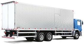 Báu Aluminio 8,5 metros - Rodofort - Novo