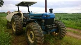 Trator Ford/New Holland 8030 4x4 ano 86