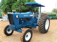 Trator Ford/New Holland 6600 4x2 ano 00