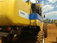 COLHEITADEIRA NEW HOLLAND CS 660