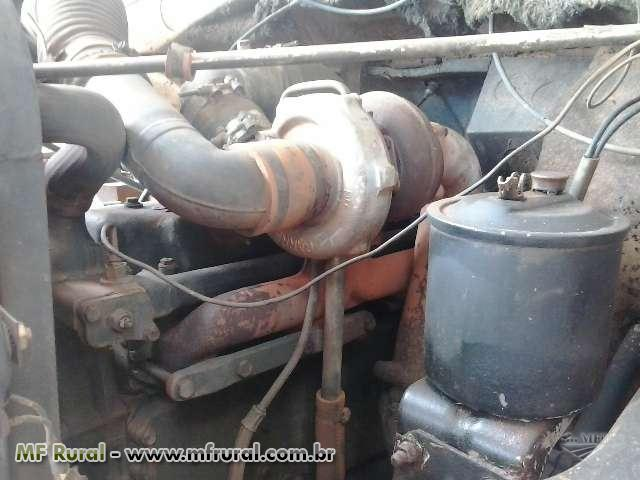 Caminhão  Mercedes Benz (MB) 2213  ano 83