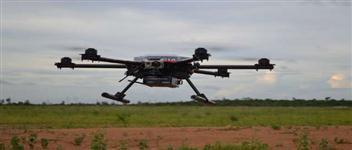 DRONE - QUADRICOPTERO E HEXACOPTER - V.A.N.T - VEÍCULO AÉREO NÃO TRIPULADO -