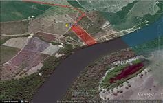 Vende-se 6 lotes a beira do Rio da Mortes na cidade de Nova Nazaré