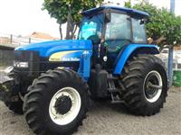 Trator Ford/New Holland TM 7020 4x4 ano 11