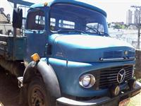 Caminh�o  Mercedes Benz (MB) 1113  ano 82