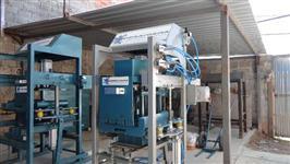 Formas para maquinas de bloco (maquinas e equipamentos VIBRAFORMA)