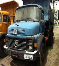 Caminh�o  Mercedes Benz (MB) 2219  ano 86