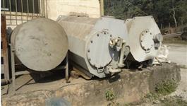 Tanques de óleo