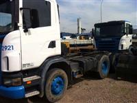 Caminhão Outros  Scania / G 420 A 6x4  ano 09