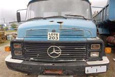 Caminh�o  Mercedes Benz (MB) LK -2219  ano 86