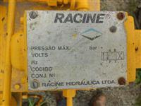 UNIDADE HIDRÁULICA PARA BRITADOR RACINE K 84