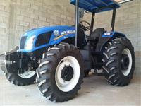 Trator Ford/New Holland TL 75E 4x4 ano 14