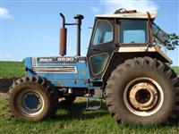 Trator Ford/New Holland 8630 4x4 ano