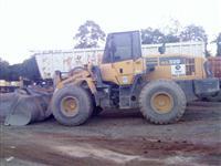 Pá Carregadeira Komatsu WA320, ano 2008