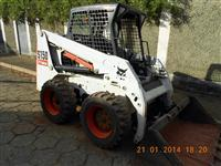 Mini Carregadeira BOB CAT S150 2012
