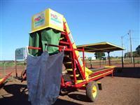 Maquina para encher bag de mandioca ou transbordo