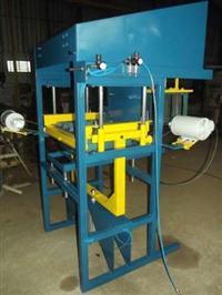 Maquina de Bloco de concreto Pneumatica