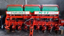 Plantadeira planti Center 9 linhas G 3 ano 2010