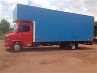 Caminh�o  Mercedes Benz (MB) 710 Plus  ano 09